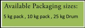 DB packaging